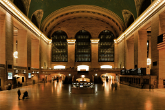 Central Station in NewYork