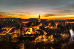 My home town, Bern in Switzerland