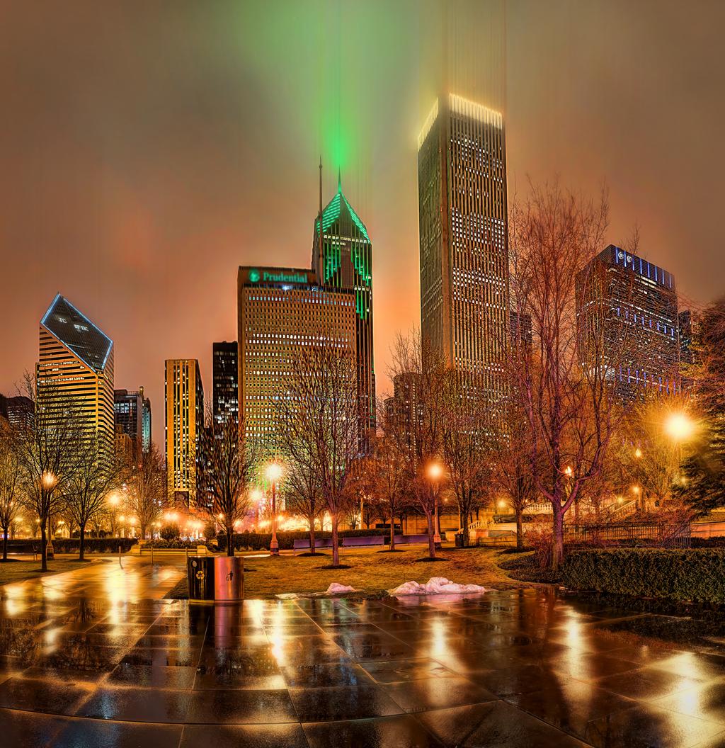 Skyline of Chicago #beatdietsch